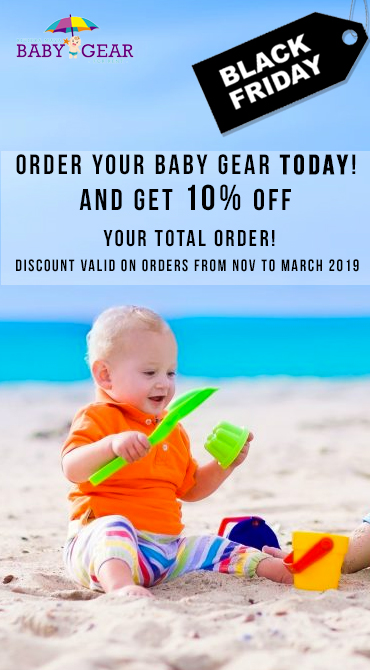 Baby Gear for Rent Cancun